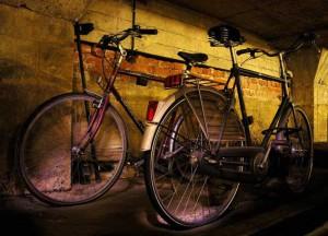 A.J.'s Bicycle Shot