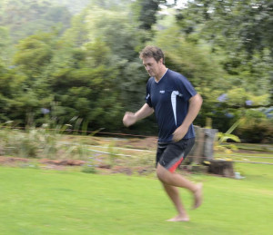 Runner by L. Reid